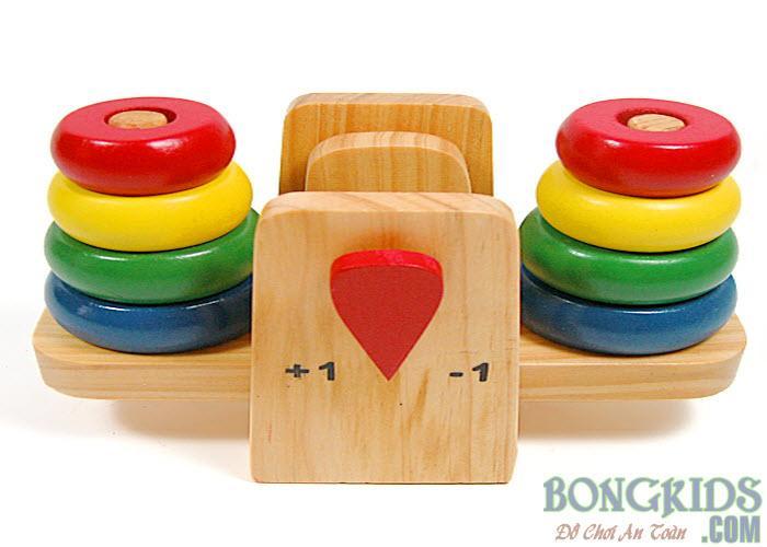 Cân học toán - bongkids.com