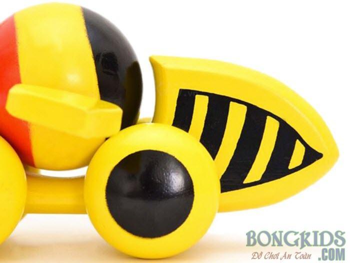 Con ong kéo dây 3