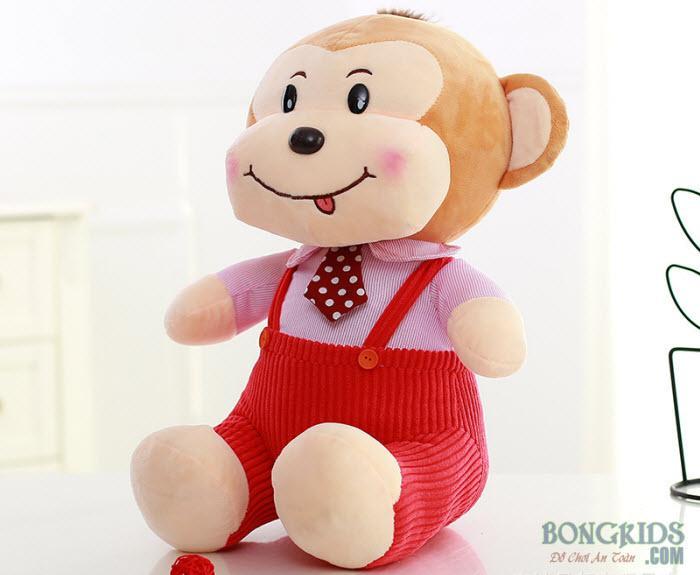 Khỉ bông diện quần áo