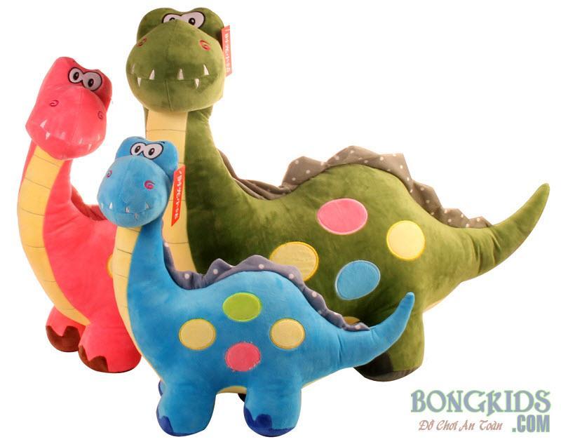 Các màu khủng long nhồi bông