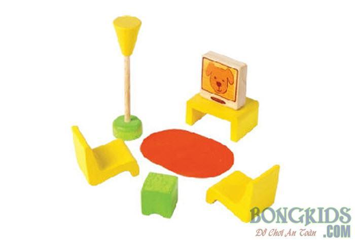 Nhà búp bê cho bé gái - bongkids.com