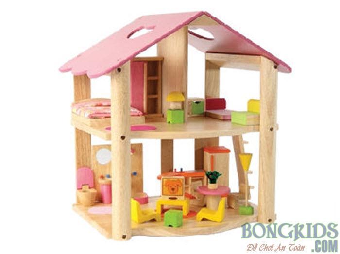 Nhà búp bê cho bé - bongkids.com