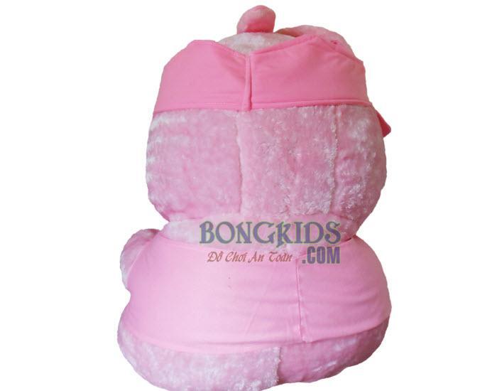 Mua thỏ bông mặc áo đẹp - bongkids.com
