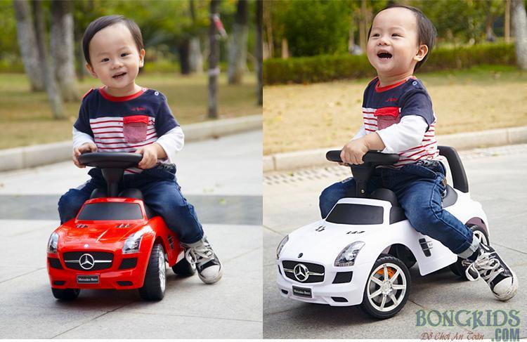 Xe chòi đẩy chân trẻ em 332