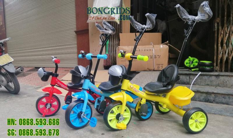 Xe đạp trẻ em 3 bánh Jiabao 008
