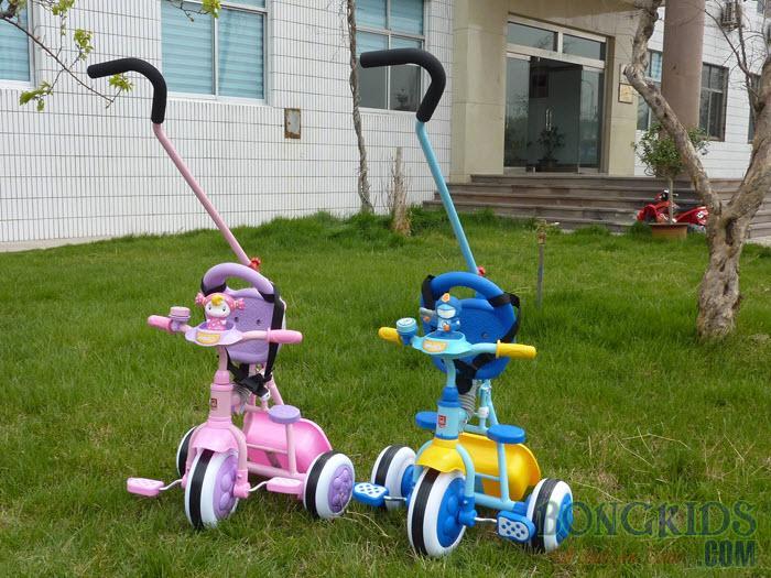 Xe đạp 3 bánh trẻ em 13817A đẹp