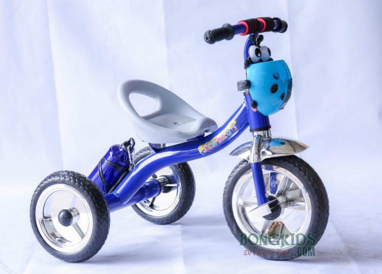 Xe đạp 3 bánh trẻ em 158 màu xanh dương