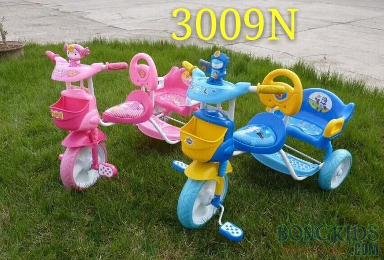 Xe đạp 3 bánh trẻ em 3009N