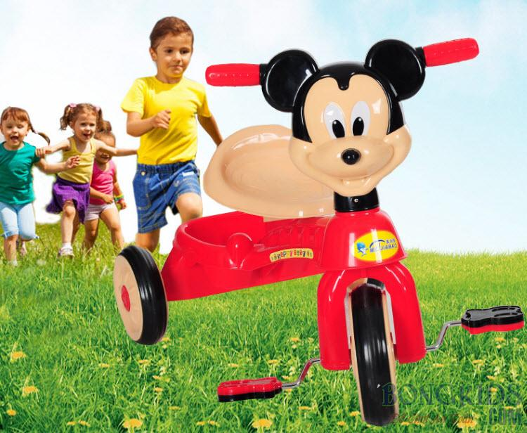 Xe đạp 3 bánh trẻ em 3018