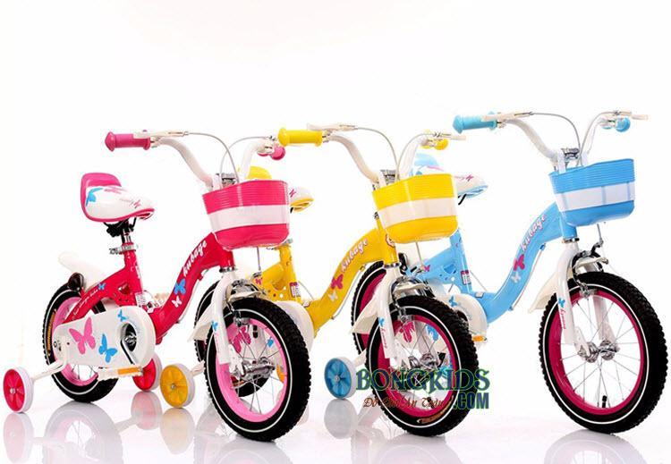 Xe đạp trẻ em AIER 188 cho bé gái
