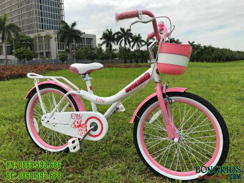 Xe đạp Royal Baby Jenny size 20 inch