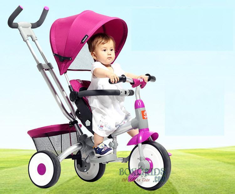 Xe đạp 3 bánh trẻ em HSR-200 cho bé