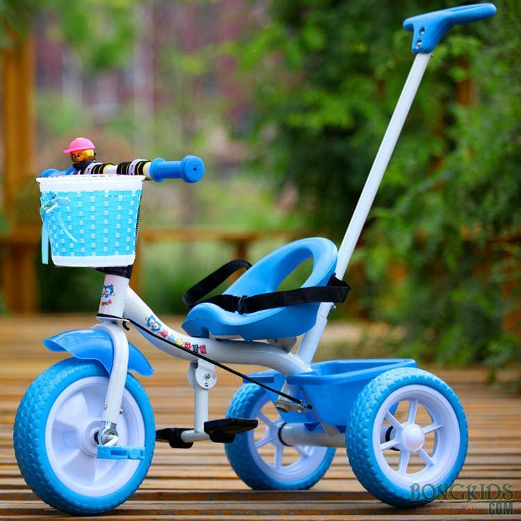 Xe đạp 3 bánh trẻ em 3368 xanh