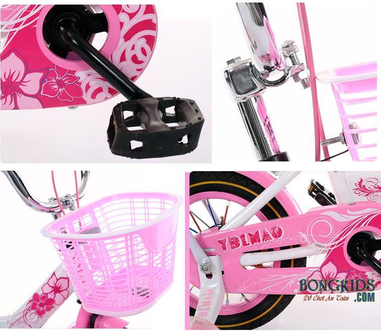 Xe đạp nữ đẹp