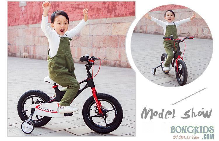 Xe đạp trẻ em cao cấp Royal Baby Shuttle