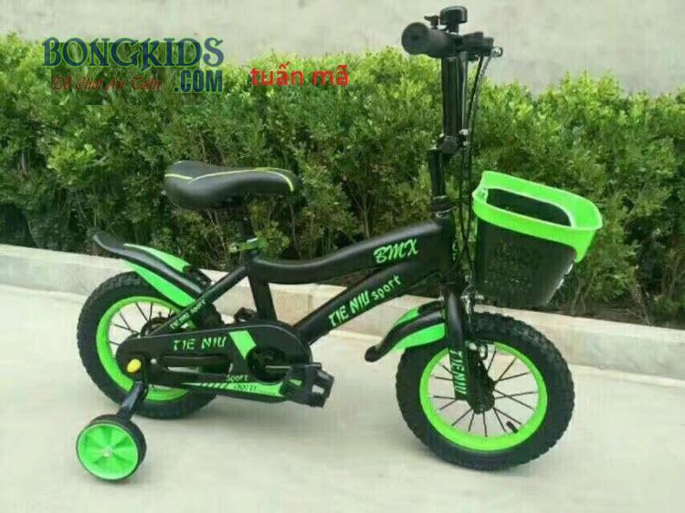Xe đạp trẻ em Tuấn Mã