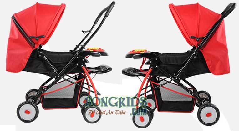 Xe đẩy 2 chiều cho bé baobaohao 709N