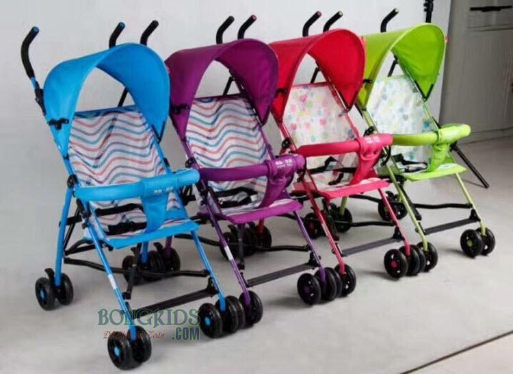 Xe đẩy cho bé Baobaohao S300 có nhiều màu
