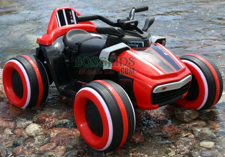 Xe máy điện trẻ em SMT -918 (có 4 bánh)