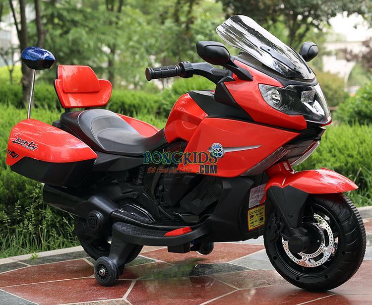 Xe máy điện trẻ em TJQ-5188 đỏ