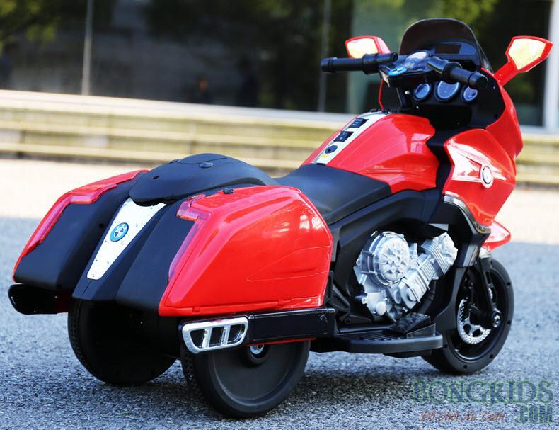 Đuôi xe máy điện trẻ em CX6606
