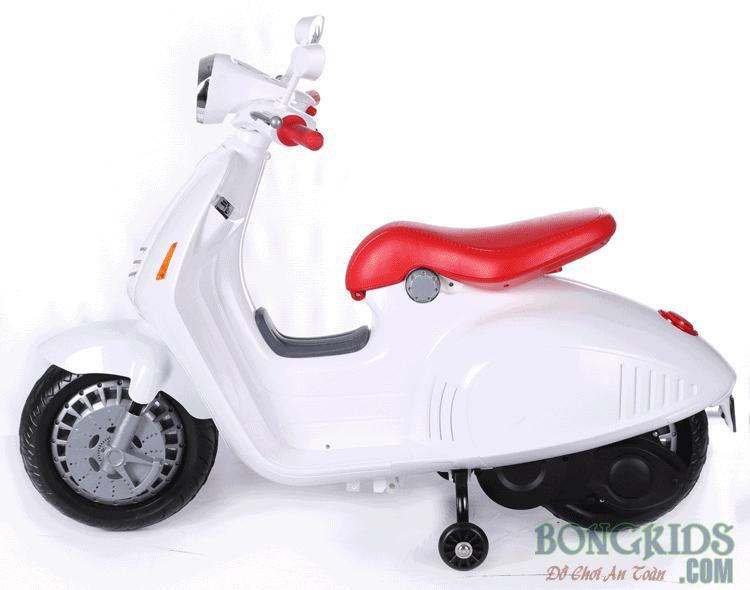 Xe máy điện trẻ em Vespa YH-8820  3