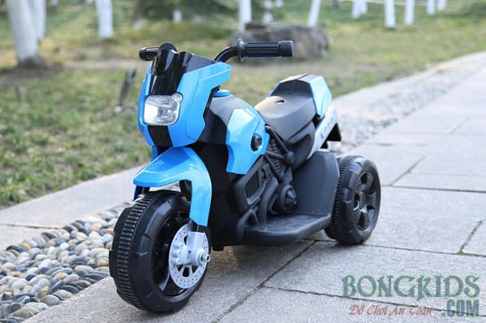 Xe máy điện trẻ em YH-8819 màu xanh