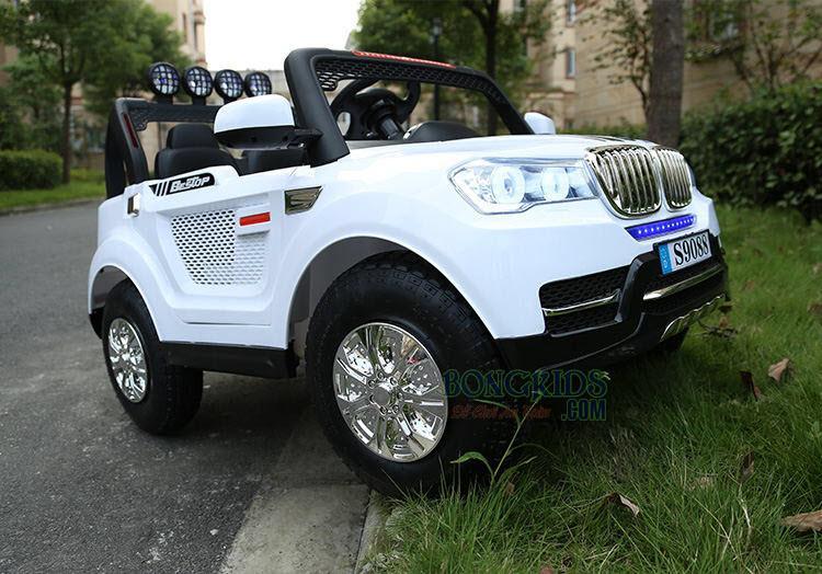 Xe ô tô điện trẻ em S-9088 (4 động cơ) 2