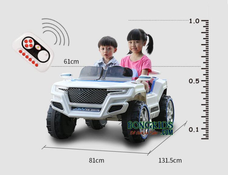Xe ô tô điện trẻ em YH-99175