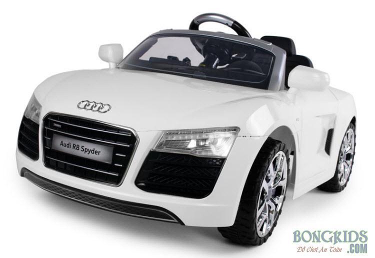 Xe ô tô điện trẻ em Audi R8-7995