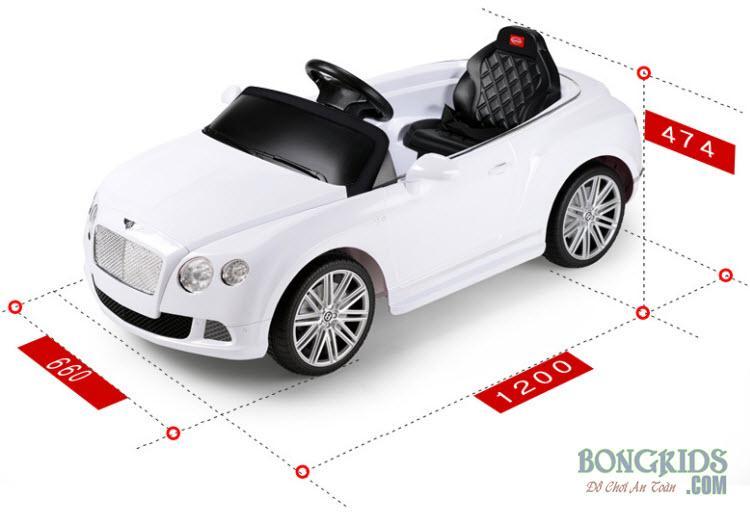 Xe ô tô điện trẻ em Bentley HD-FJ 520 3