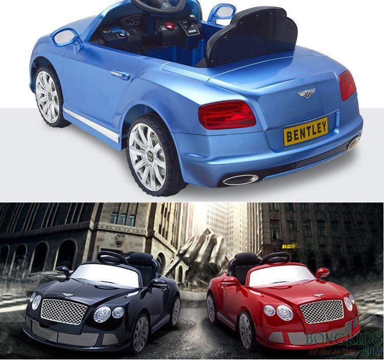 Xe ô tô điện trẻ em Bentley HD-FJ 520