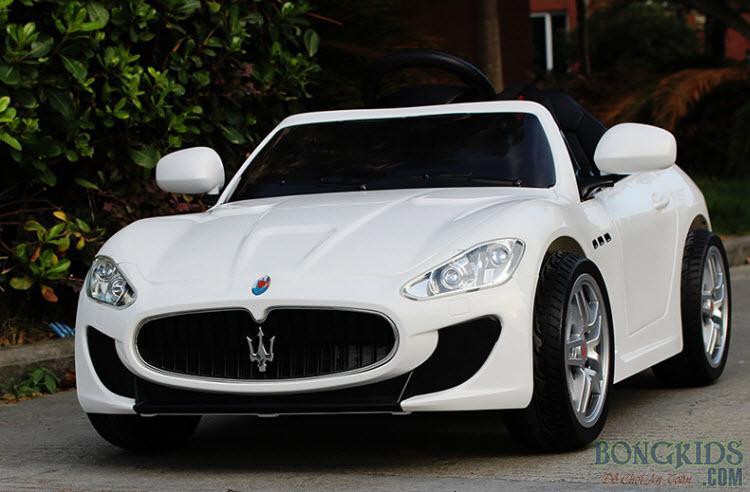 Xe ô tô điện trẻ em Maserati YH-6388