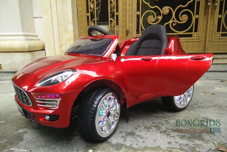 Xe ô tô điện trẻ em Porsche WMT-5188 đẹp