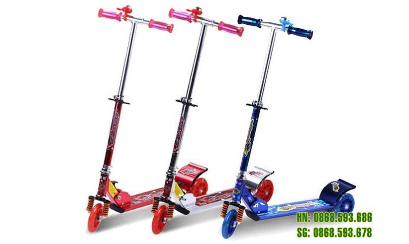 Xe trượt Scooter cho bé 2009C