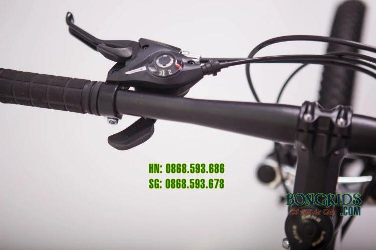 Xe đạp trẻ em LANQ VA210 20inch (7-12 tuổi) tay phanh trái