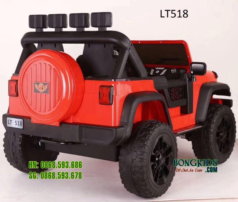 Xe ô tô điện trẻ em LT 518 1