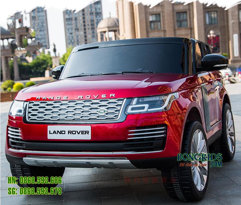 Xe ô tô điện trẻ em DKRR999 màu đỏ