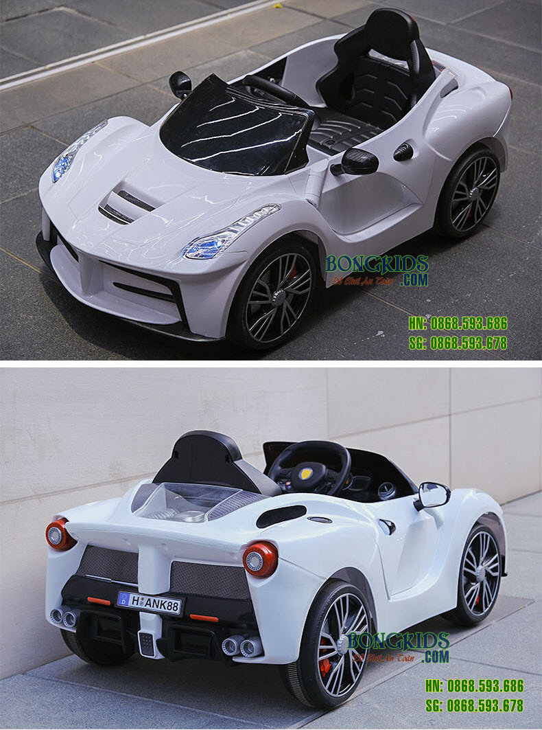 Xe ô tô điện cho bé HD-011