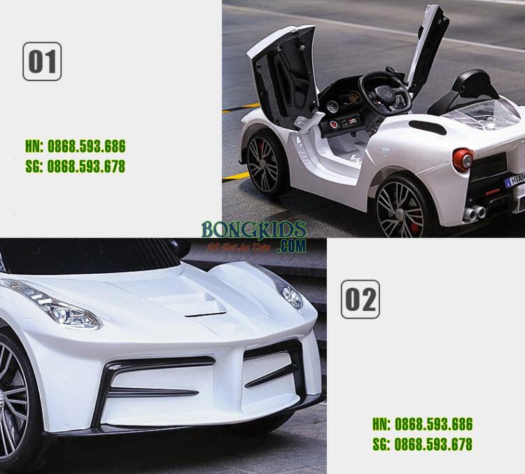 Chi tiết Xe hơi điện trẻ em HD-011