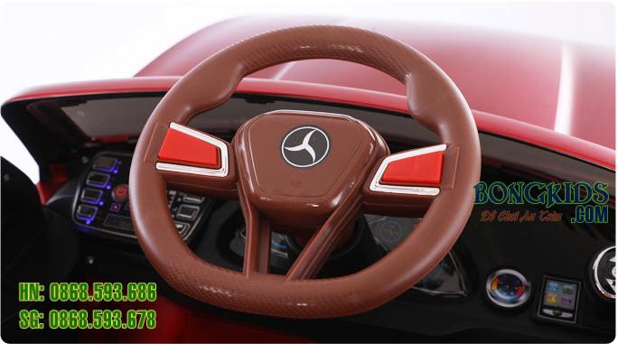 Vô lăng Xe hơi cho bé Mercedes ABM 3388