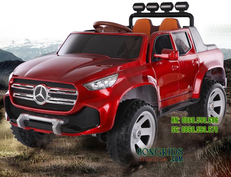Xe ô tô điện Mercedes ABM 3388