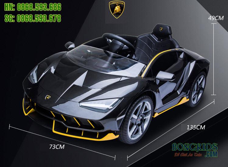 Kích thước của Xe ô tô điện trẻ em Lamborghini 6726R