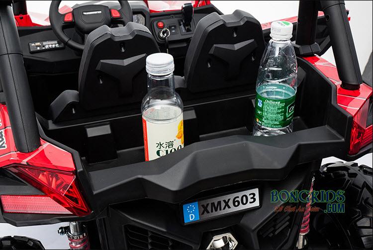 Xe ô tô điện trẻ em địa hình XMX-603 cốp