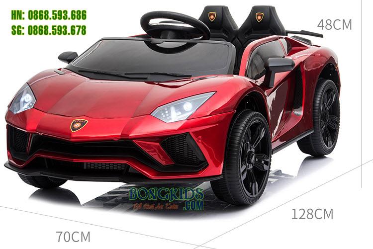 Kích thước xe ô tô điện trẻ em LT-998
