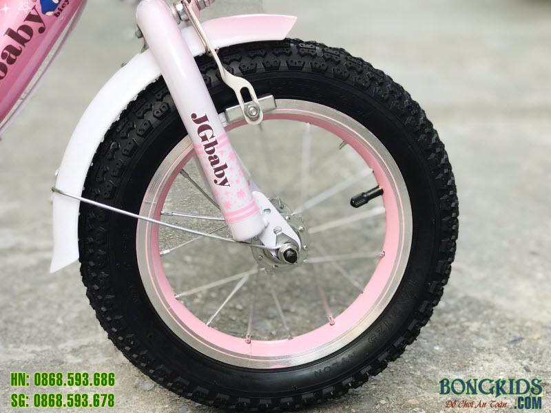 Bánh xe đạp cho bé