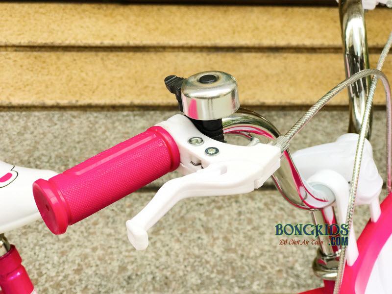 Xe đạp trẻ em 150 màu hồng 2