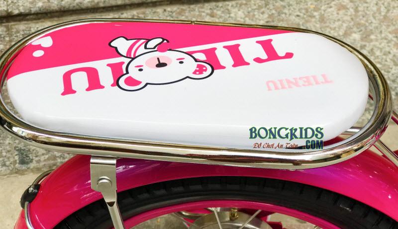 Xe đạp trẻ em 150 màu hồng 3