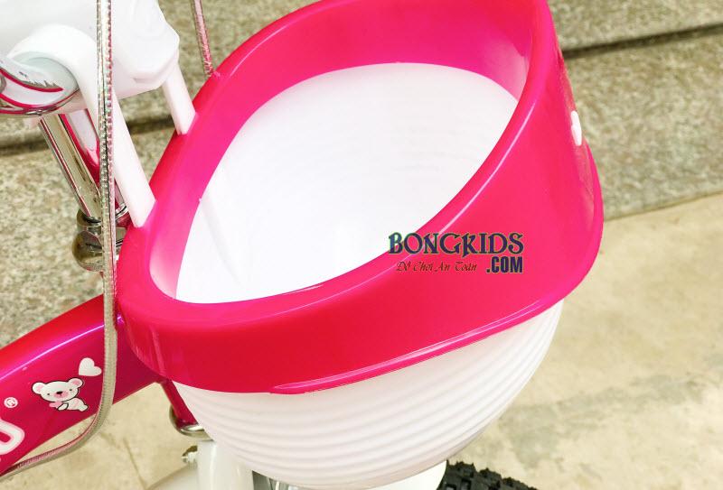 Xe đạp trẻ em 150 màu hồng 5
