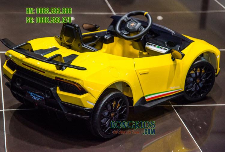 Xe ô tô điện trẻ em Lamborghini S308